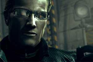 玩家自制二五仔威斯克mod 加入《生化2:重制版》!