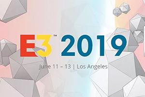亚洲城娱乐成为E3 2019官方合作媒体!今年6月不见不散