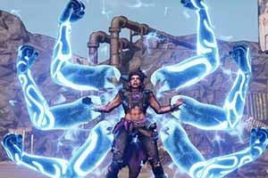 《无主之地2》惊现彩虹色武器 你们准备好爆肝了吗?