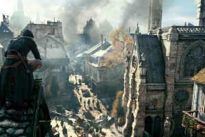 巴黎圣母院如何重建?网友:可参考《刺客大革命》!
