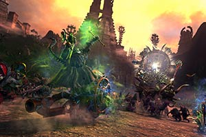 《全战:战锤2》确认不会有新种族 但还有DLC计划!