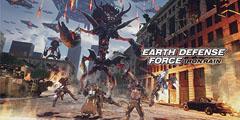 《地球防卫军:铁雨》评测:依旧爽快的外星人割草游戏