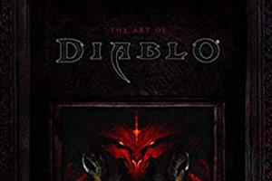 亚马逊上架《暗黑破坏神》艺术设定集的产品页面!