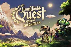 蒸汽世界系列RPG《蒸汽世界冒险》发售预告片公布