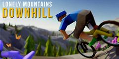 搞笑自行车体育独立游戏《孤山速降》游侠专题站上线