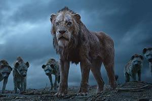 真狮版《狮子王》曝全新剧照 经典角色被CG魔法还原