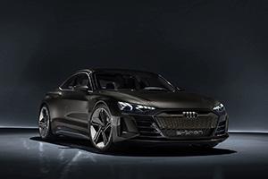 《复联4》中钢铁侠座驾奥迪e-tron GT 2020年量产?