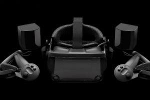 V社VR设备震撼公布!售价999美元功能超强超精细!