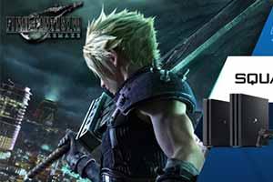 《最终幻想7:重制版》新宣传片公布 克劳德帅气登场