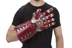"""你也可以打响指!《复联4》""""巨大无限手套""""公开!"""