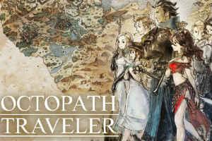 《八方旅人》PC版预购开启 配置要求公布!含D加密!