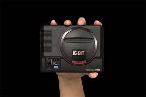 《洛克人》加入SEGA迷你复刻主机MD Mini收录游戏