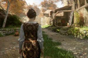 《瘟疫传说:无罪》4K极致游戏截图 PC画面真的美爆!
