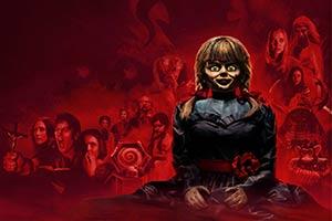 温子仁《安娜贝尔3》曝光正式海报 恐怖鬼娃凝视着你