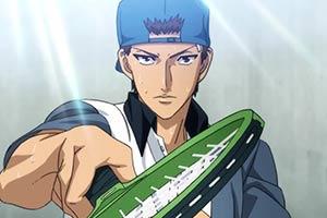 《网球王子》新作OVA中文预告 两场双打对决太恐怖