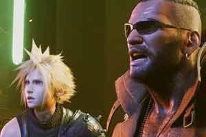 外媒曝光《最终幻想7:重制版》试玩或将于近期推出!