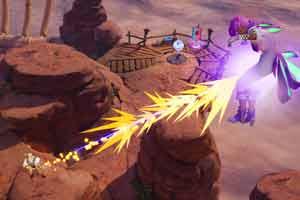PC/XB1多人联机3V3射击游戏《火箭竞技场》发表!