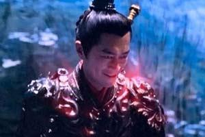 《真三国无双》电影曝片场照 古天乐版吕布面带邪笑
