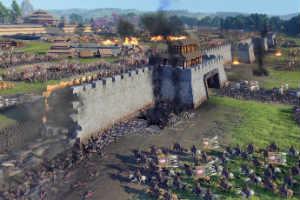 《全战:三国》Steam版解锁!在线人数已飙升破8万!