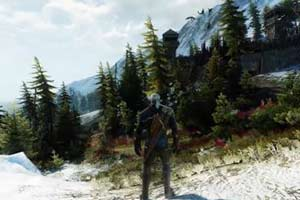 大佬打造《巫师3》光线追踪演示 效果出众画质逼真