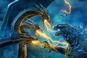 燃到爆炸!《哥斯拉2:怪兽之王》点映口碑公开!