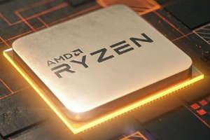 AMD最新Ryzen CPU!7nm Zen 2架构12核24线程!
