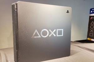 一身铁黑硬炸天际 索尼推出新款Days of Play限定PS4