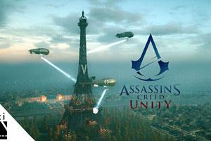 埃菲尔铁塔提供高空滑索 刺客们这次不用信仰之跃了