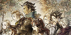 像素风游戏《八方旅人》官方中文steam正版分流下载