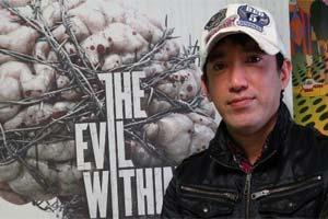 E3:《恶灵附身3》来了?三上真司称第一天彩排结束