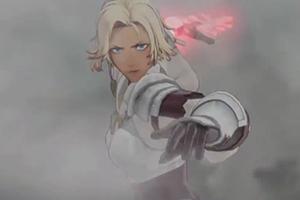 《火焰纹章:风花雪月》新角色展示 女骑士英姿飒爽
