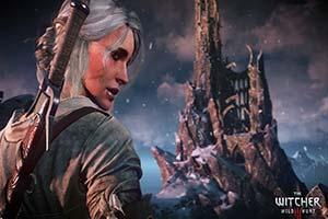粉丝自制!原版《巫师3》和新版HD项目截图对比!