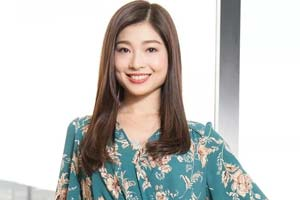 """""""大饼脸""""演艺世家!日本小姐东京区冠军土屋炎伽"""