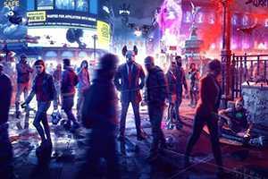 《看门狗:军团》 900万伦敦市民都能做玩家