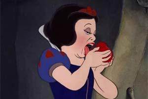 不可能这么完美!国外大触画出迪士尼公主的崩坏瞬间