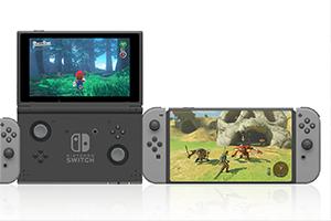 任天堂回应Switch mini传闻:我们总是在开发新硬件