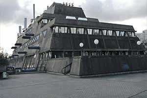 外观邪恶如反派总部 盘点全球13处恶魔般的建筑设计