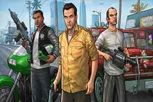 美国主机游戏销量排行榜公布 《GTA5》双平台制霸