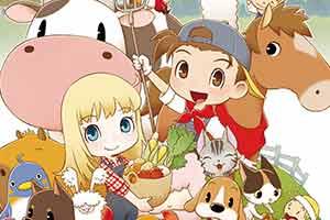 GBA经典《牧场物语》喜提重制 10月中文版同步发售!