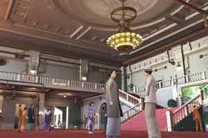 《新樱花大战》游戏冒险部分介绍 剧场各地点展示!