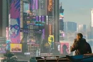 《赛博朋克2077》内含大量广告图 还有三张嘴的女人!