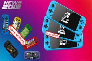 法国配件厂商公开Switch Mini图片!7月开始生产配件