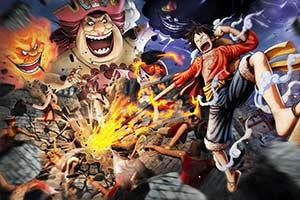《海贼王无双4》繁中版2020年推出 再现