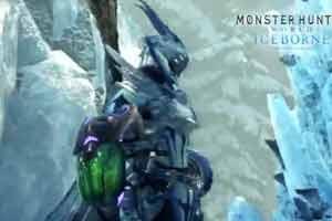 《怪物猎人世界:冰原》新风漂龙套装展示 威风凛凛!