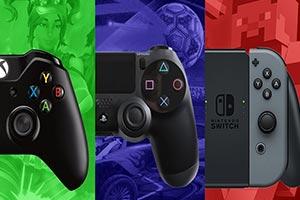 《GTA5》稳居第一!NPD公布第三方游戏销量TOP10