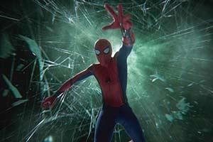 《蜘蛛侠2》曝特效前后对比图 小虫被困幻境场景惊艳