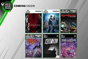 微软XGP7月游戏阵容追加6款新游《合金装备5》领衔