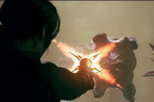 《控制》17分钟支线完整演示 一把小手枪大战触手怪!