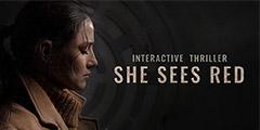 真人电影互动惊悚游戏《她目击血案》游侠专题站上线