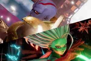 期待!《jump大乱斗》两位原创角色将成为可操作角色